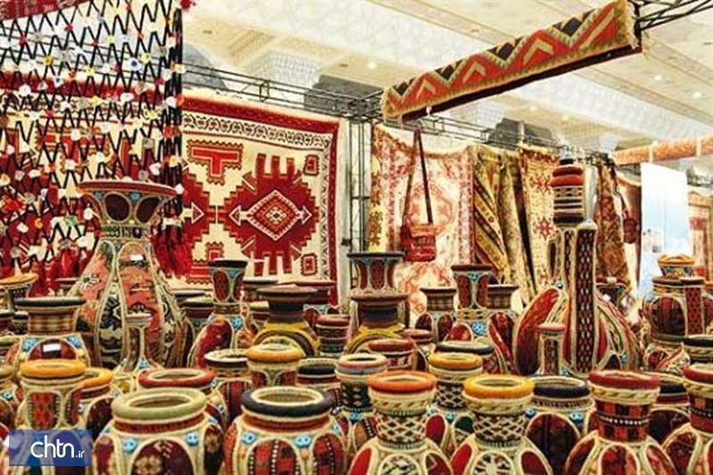 افزایش 3 برابری صادرات صنایع دستی از گمرکات استان اردبیل