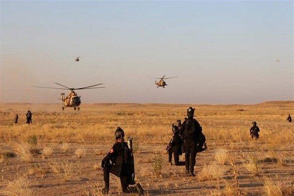 شناسایی پایگاههای داعش در صلاح الدین، نبرد با عناصر تروریستی