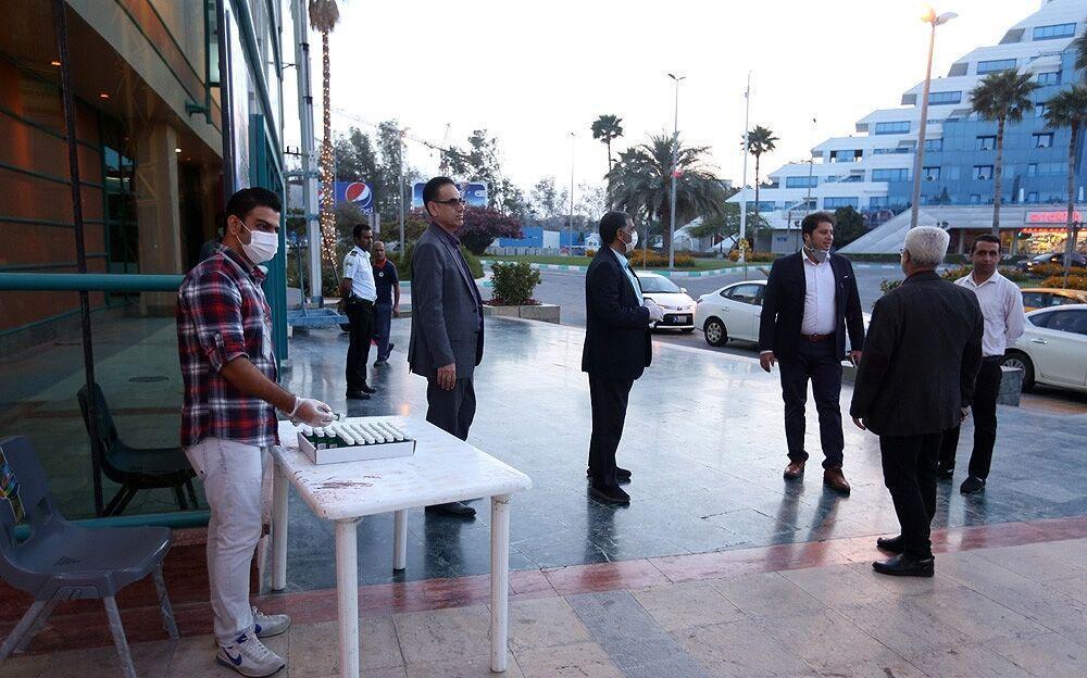 خبرنگاران آمار مبتلایان به کرونا در کیش به 33 نفر رسید