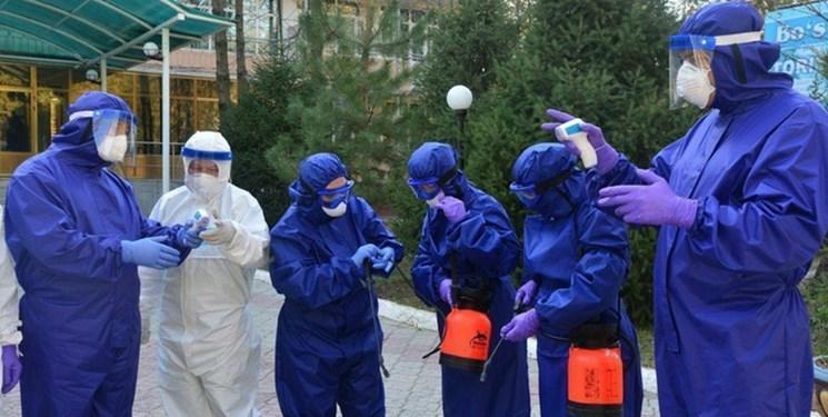 افزایش شمار مبتلایان به کرونا در ازبکستان به 158 نفر