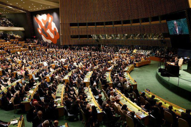 خبرنگاران کرونا کمبود بودجه سازمان ملل را بحرانی تر کرد