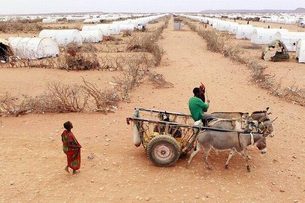 موسسه آکسفام: خطر قحطی 50 میلیون نفر را در آفریقا تهدید می نماید