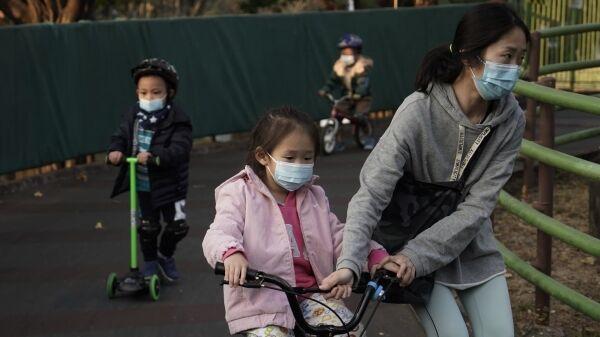 ابتلای بچه ها ژاپنی به کرونا