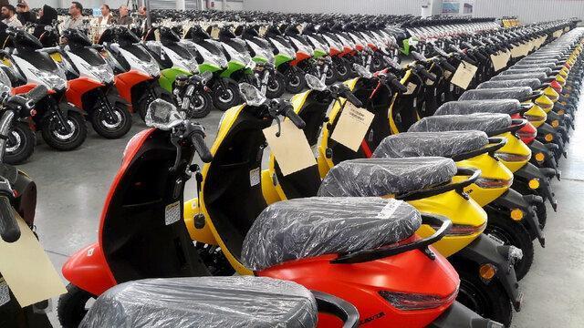 میزان آلودگی موتورسیکلت 18 برابر خودرو