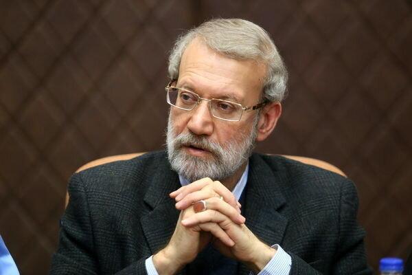 پیغام تسلیت لاریجانی به قالیباف