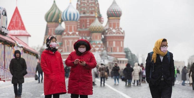 کرونا ، رکورد ابتلای روزانه در روسیه باز هم افزایش یافت