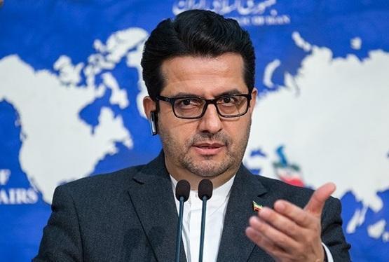 موسوی: دولت آمریکا در حال لطمه زدن به همه هنجار ها و قواعد بین المللی است