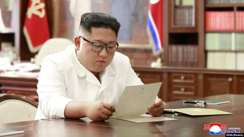 رهبر کره شمالی در انظار عمومی ظاهر شد
