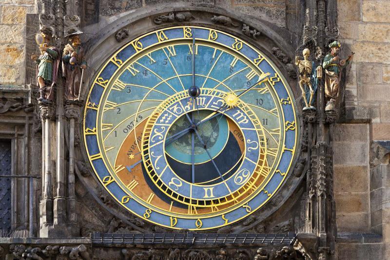 زیباترین ساعت های اروپا را ببینید - گالری عکس