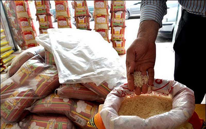 کاهش 90 درصدی واردات برنج ، قیمت برنج پاکستانی به بالای 20 هزار تومان رسید