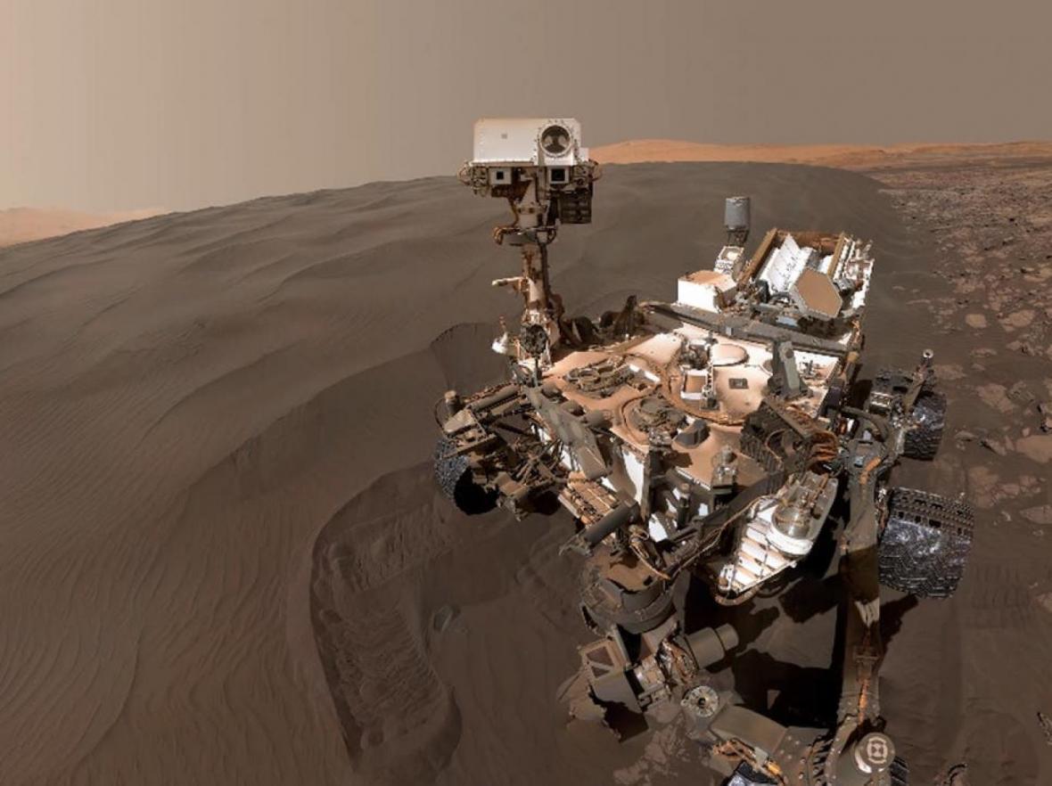 واقعی ترین تصاویر از سطح مریخ