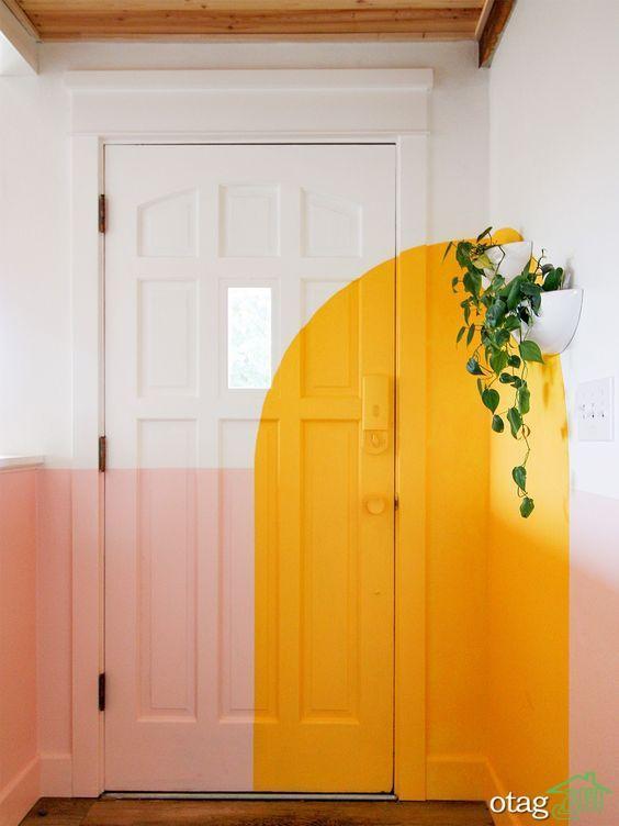 تاثیر رنگ در معماری داخلی و آنالیز حالت آنها بروی انسان