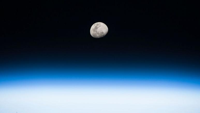 شیء مرموز در فضا؛ سیارک یا زباله فضایی؟