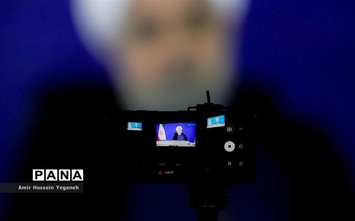 روحانی طرح های آب و برق تهران و هرمزگان را افتتاح می نماید