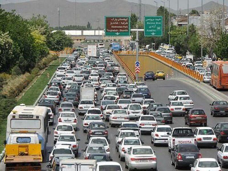خبرنگاران اجرای محدودیت حمل و نقل در صورت تداوم آلودگی هوای مشهد