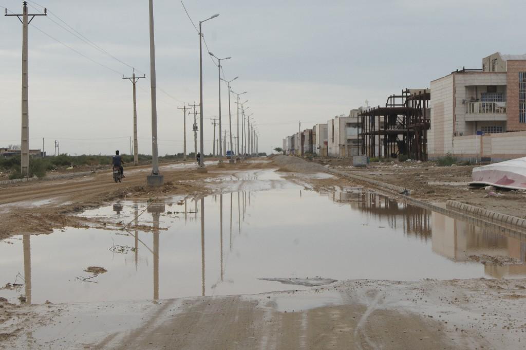 تکرار سناریوهای آب گرفتگی ماهشهر و بندر امام خمینی (ره) این بار در هندیجان، واکنش استاندار خوزستان چه خواهد بود؟