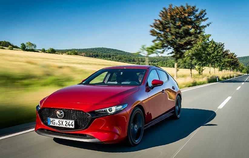 مزدا 3 مدل 2021 با فناوری انقلابی موتور در بازار عرضه شد