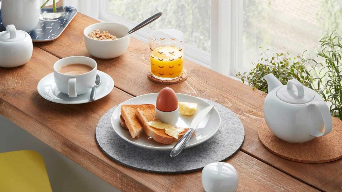 چیدمان میز صبحانه خوری ایرانی، چینی و ژاپنی چگونه است؟