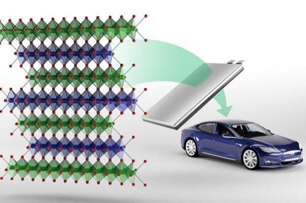 فراوری باتری بدون کبالت برای خودروهای برقی
