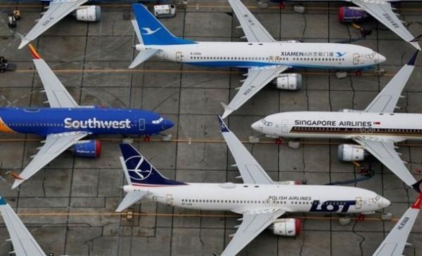 بوئینگ برای سقوط مرگبار 737 مکس 2.5 میلیارد دلار جریمه شد