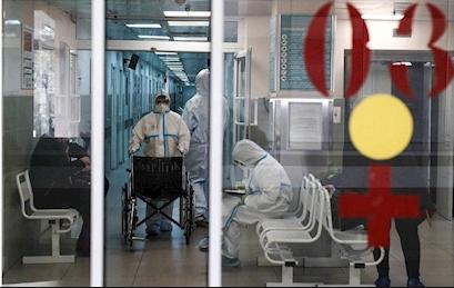 افزایش شمار مرگ و میر روزانه بر اثر کرونا در روسیه