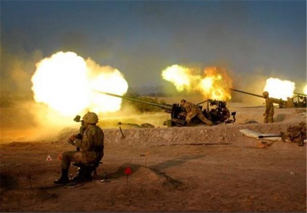 حملات راکتی از خاک پاکستان به شرق افغانستان