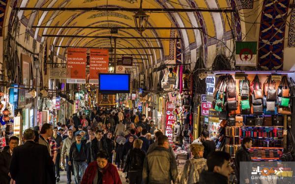 با بازار عظیم استانبول آشنا شوید، عکس