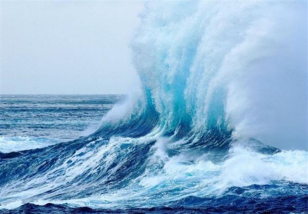 خبرنگاران دریای خزر مواج و ناآرام می گردد