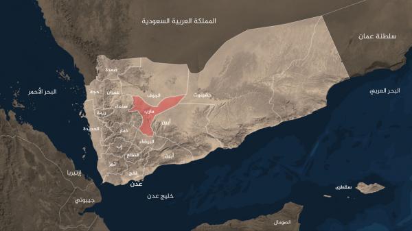 خبرنگاران چرا آمریکا خواهان توقف درگیری ها در مارب یمن است