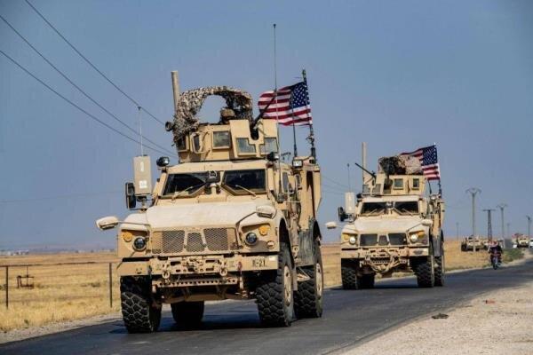 انفجار در راستا خودروهای لجستیک آمریکا در عراق