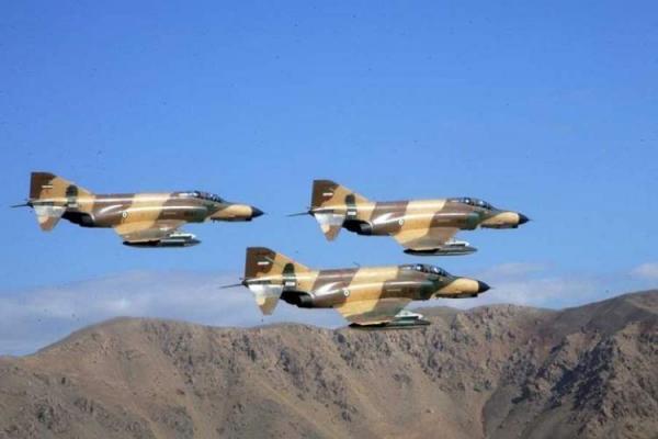 مقایسه قدرت ملی ایران و عراق در دوران دفاع مقدس