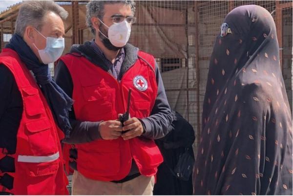 صلیب سرخ: مردم سوریه دیگر نمی توانند تاب آورند