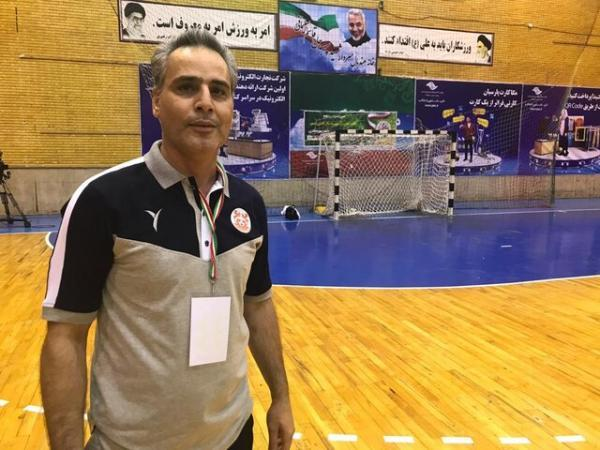 سرمربی هندبال مس: امیدوارم در جام باشگاه های آسیا نماینده شایسته ای برای ایران باشیم
