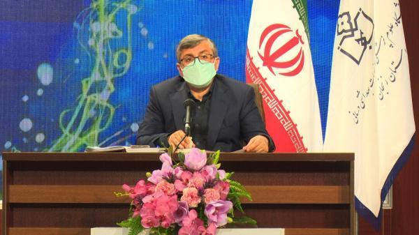 خبرنگاران مراجعه افراد مشکوک کرونایی به مراکز 16 ساعته زنجان همچنان افزایشی است