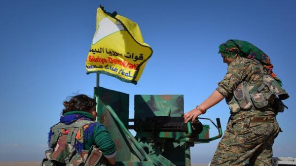 عملیات امنیتی و نظامی قسد در شمال سوریه