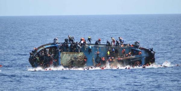 جان باختن 50 مهاجر در سواحل لیبی