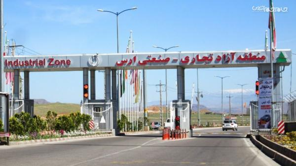 200 سند گواهی صادرات از منطقه آزاد ارس به اوراسیا و ترکیه صادر شد