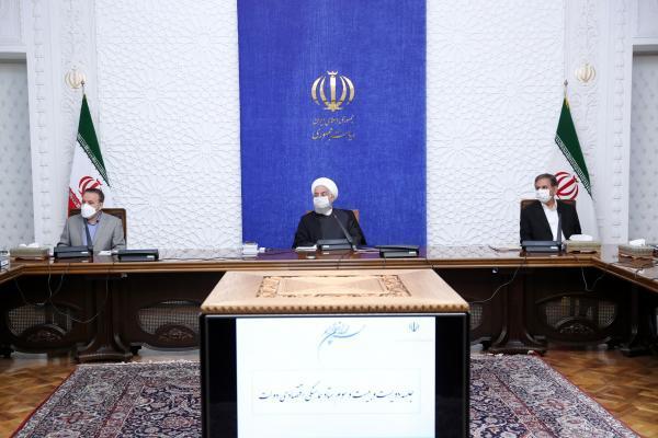 روحانی: تا خاتمه تیر 13 میلیون نفر گروه پرخطر واکسینه می شوند