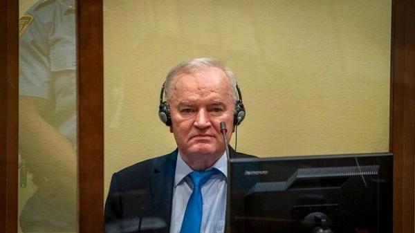 حکم حبس ابد برای قصاب بوسنی در دیوان لاهه تایید شد