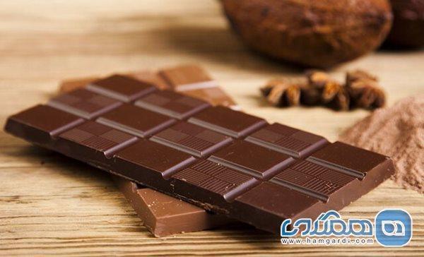 بعد از بیدار شدن از خواب شکلات بخورید