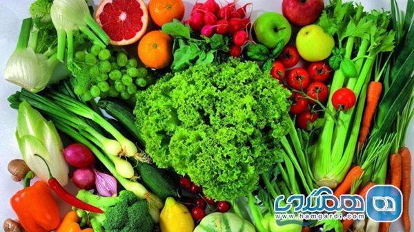 خواص سبزیجات فصل تابستان