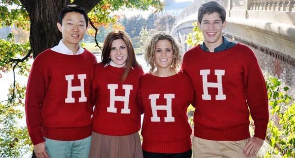 دانشگاه هاروارد ، راهنمای تحصیل در هاروارد