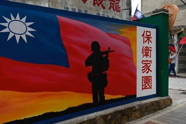 موضع گیری نظامی ژاپن علیه چین در قبال تایوان