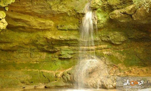 زیبایی های بکر آبشار پلنگ دره در مازندران، عکس