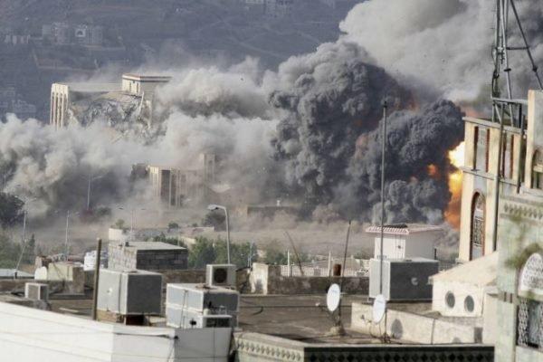 شهادت 2 غیرنظامی در حمله توپخانه ای عربستان به شمال یمن