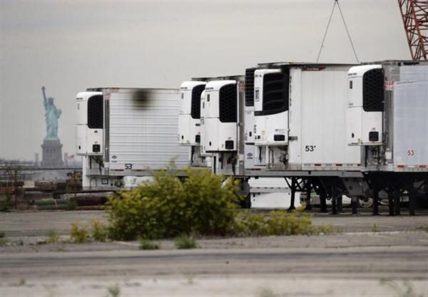 روزهای سیاه کرونایی در اورِگِن آمریکا؛ مقام ها خواهان کامیون های یخچالدار برای نگهداری اجساد شدند