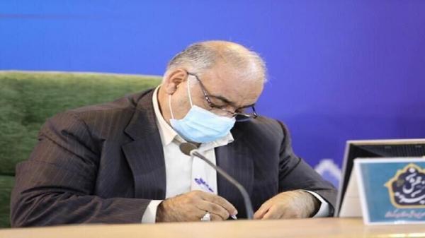 آمار بیماران بستری در کرمانشاه سیر نزولی دارد
